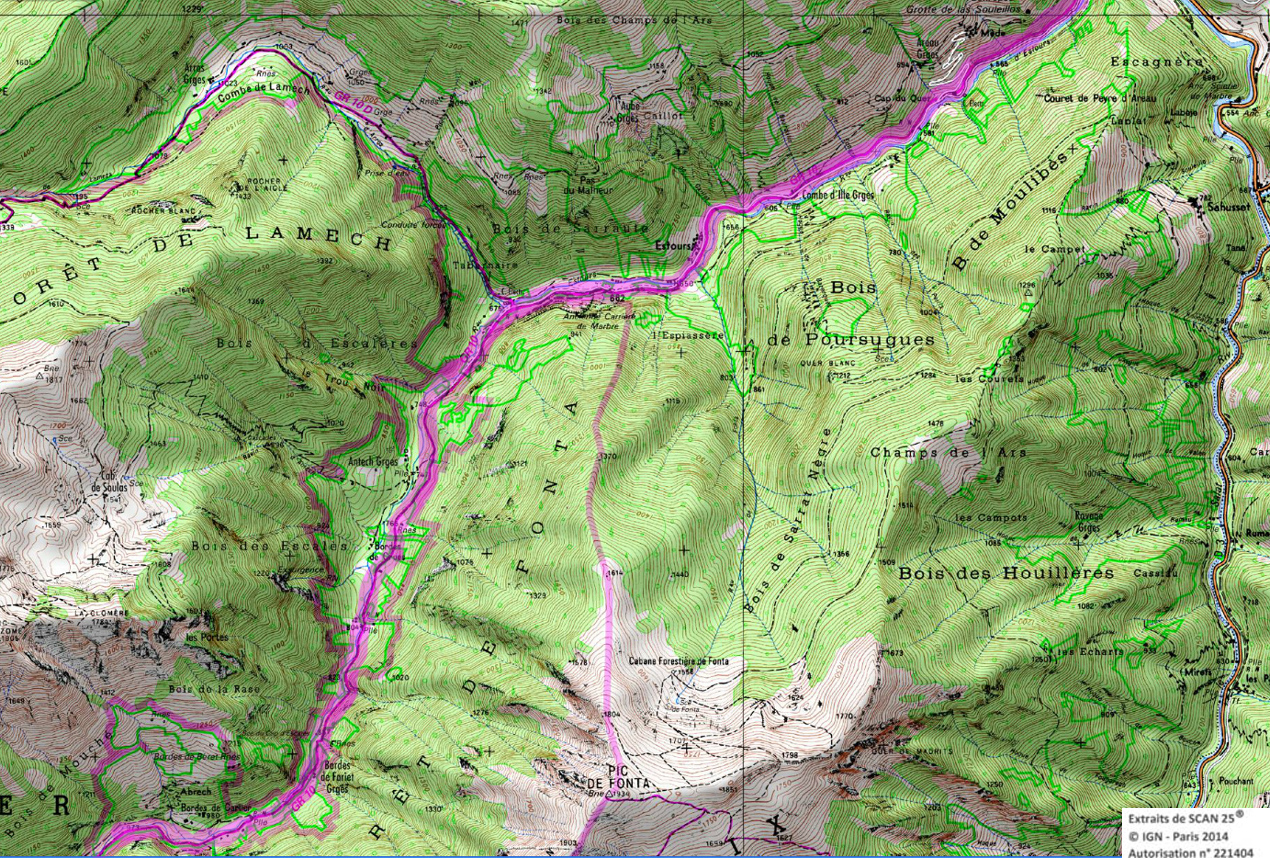 10 gr 10 ariege pyrenees rando 1 2 3 4 jours pyrenees