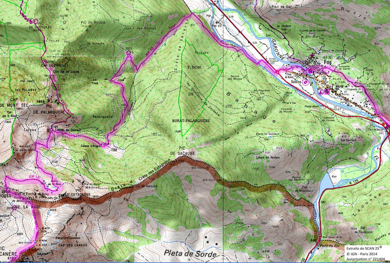 3 gr 10 ariege pyrenees rando 1 2 3 4 jours pyrenees