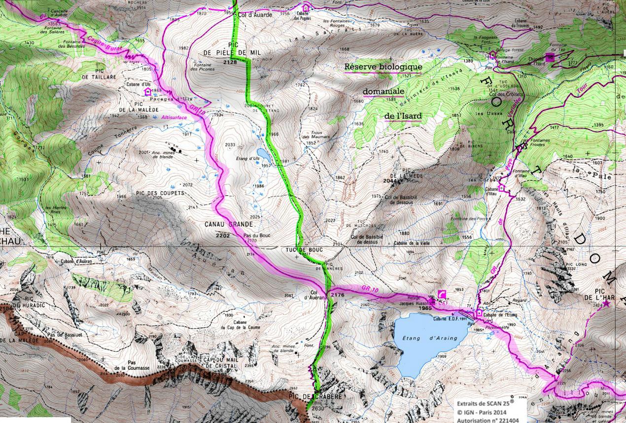5 gr 10 ariege pyrenees rando 1 2 3 4 jours pyrenees 2