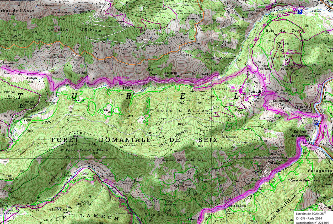 9 gr 10 ariege pyrenees rando 1 2 3 4 jours pyrenees