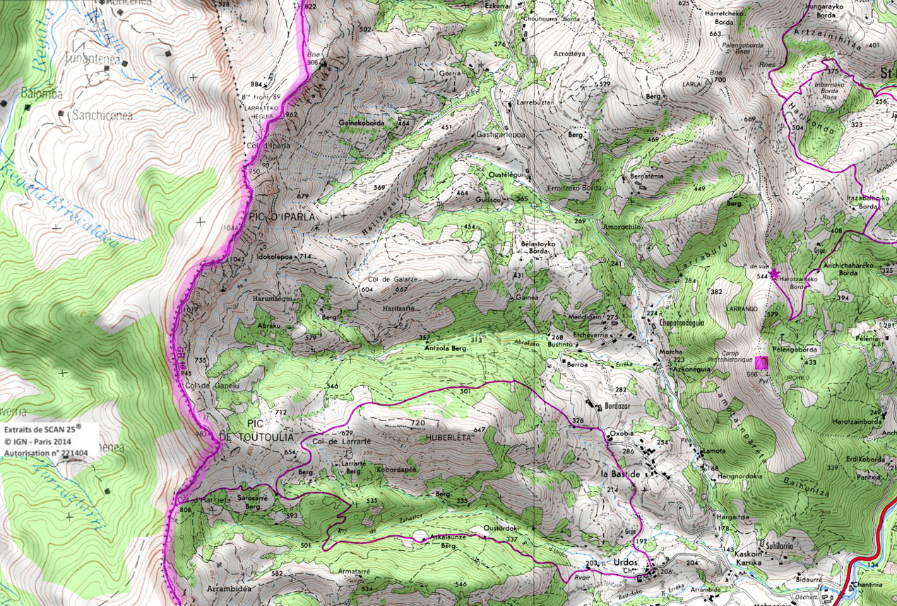 9 gr 10 pays basques rando 1 2 3 4 jours pyrenees